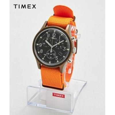 腕時計 メンズ TIMEX タイメックス MK1 アルミニウム クロノ TW2T10600 ワンカラー ニッセン