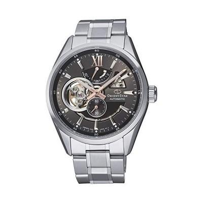 腕時計 オリエント メンズ RE-AV0004N00B Orient Men's Automatic Watch with Stainless Steel Strap, Gre