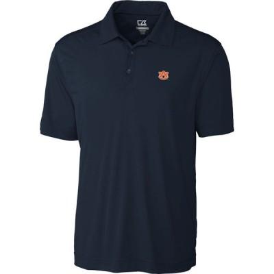 カッター&バック Cutter & Buck メンズ ポロシャツ トップス Auburn Tigers Blue Northgate Polo