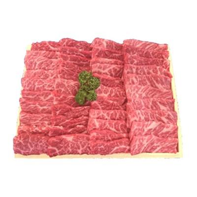 精肉専門店 つの田 国内産牛肉焼肉用(三角バラ) 730g