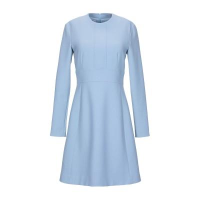 ドンダップ DONDUP ミニワンピース&ドレス スカイブルー 40 ウール 97% / ポリウレタン 3% ミニワンピース&ドレス
