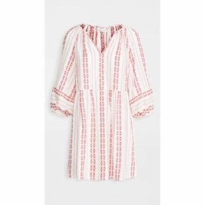 ベルベット グラハムandスペンサー Velvet レディース ワンピース ワンピース・ドレス Nona Dress Sangria