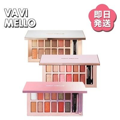 即日発送正品VAVI MELLO バレンタインボックスアイシャドウパレット/バビメロ VALENTINE BOX 大人気 高評価 ファッション雑誌読者モデル