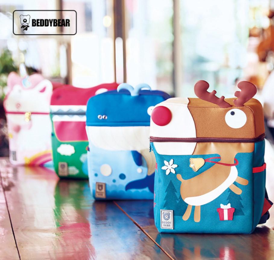 韓國 beddybear 兒童背包