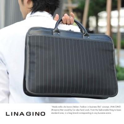 LINA GINO ブリーフケース ESTY-2 23-5439 ブリーフケース メンズ A4 軽量 LINA GINO 【送料