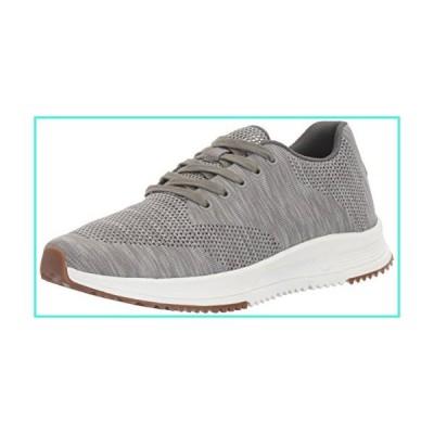 【新品】Freewaters Men's Tall Boy Trainer Knit Lace-Up Shoe, Grey, 9 M US(並行輸入品)