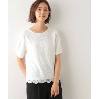 tシャツ Tシャツ フロントレースTSS 887418