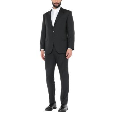 CANTARELLI per ERALDO スーツ スチールグレー 54 バージンウール 100% スーツ