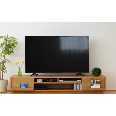 テレビ台 キャビネット ローボード ロータイプ ワイ テレビボード ローボード 50インチ FTV-LOWSET  TV台 TVラック TVボード