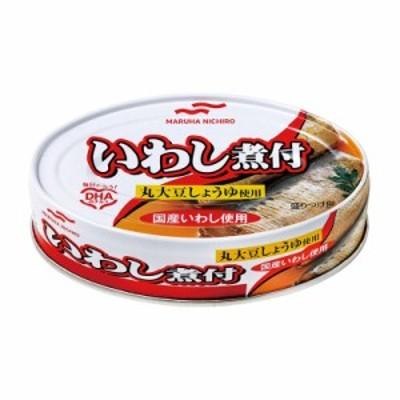 マルハニチロ いわし煮付 缶詰 30缶 送料無料 1缶あたり166円 イワシ いわし イワシ缶 鰯