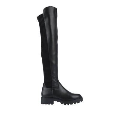 BUFFALO ブーツ ブラック 36 紡績繊維 ブーツ