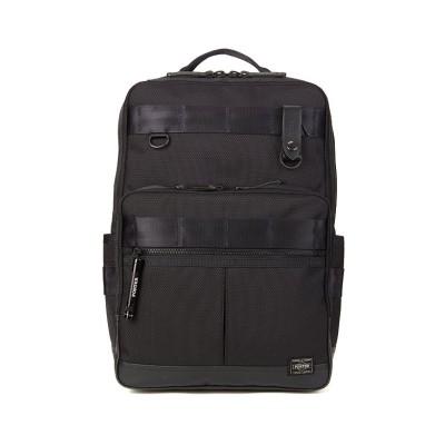【カバンのセレクション】 吉田カバン ポーター ヒート ビジネスリュック メンズ ブランド A4 B4 PORTER 703-17932 ユニセックス ブラック フリー Bag&Luggage SELECTION