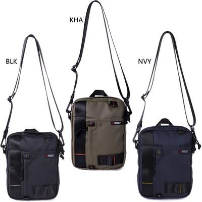 ヘルスニット メンズ レディース ミリテープ MILTAPE 縦型 ショルダーバッグ 肩掛け 鞄 HKB-1189