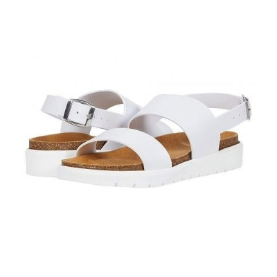 Matt & Nat レディース 女性用 シューズ 靴 サンダル Ashai - White