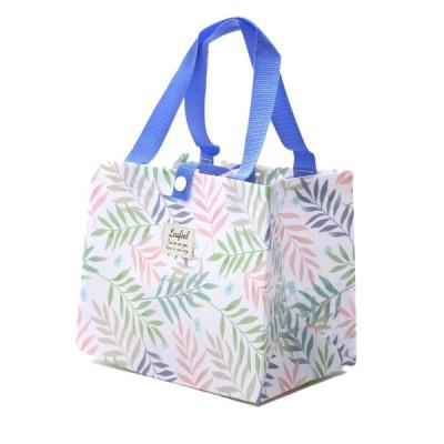 リーフィール 弁当用エコバッグ マイバッグ リーフィール /KCL1 レジかごバッグ ショッピングバッグ お買い物バッグ バック エコバッグ 手提げ