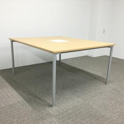 ミーティングテーブル ダイニングテーブル 要組立 コムネット イトーキ 中古 TM-839609B
