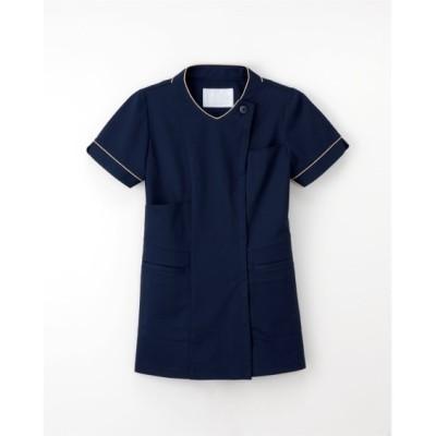 ナガイレーベン LH-6272 チュニック(女性用) ナースウェア・白衣・介護ウェア