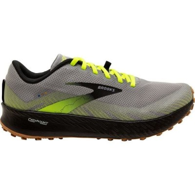 ブルックス メンズ スニーカー シューズ Catamount Trail Running Shoe