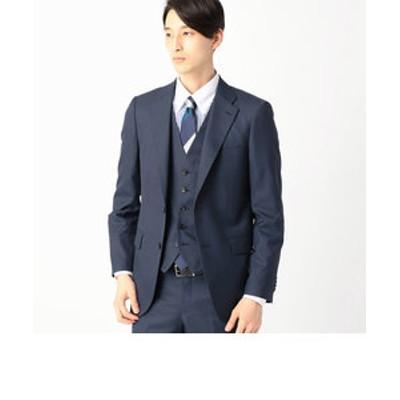 デニムルックツイル スーツジャケット