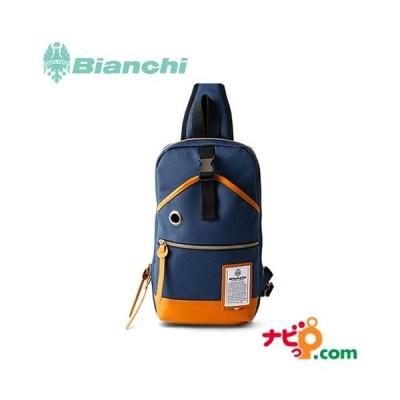 Bianchi ビアンキ ボディバッグ DUALTEX NBTC-10-NV ネイビー