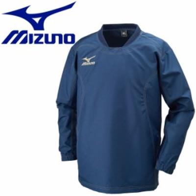 ミズノ ラグビー タフブレーカーシャツ メンズ R2ME600214