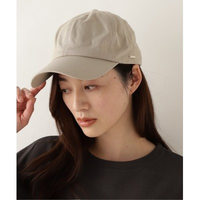 NATURAL BEAUTY BASIC / フェイデッドツイルキャップ WOMEN 帽子 > キャップ