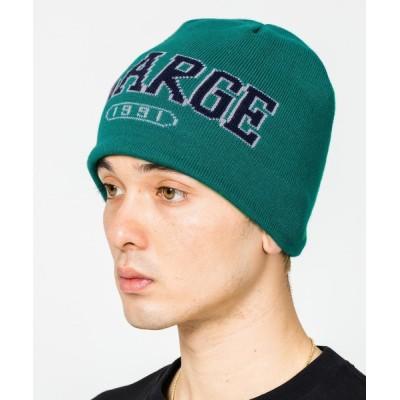 XLARGE / COLLEGE LOGO BEENIE MEN 帽子 > キャップ