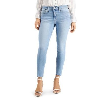 ジョーズジーンズ デニムパンツ ボトムス レディース The Icon Mid-Rise Skinny Crop Jeans Indigo Reissue