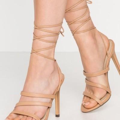レディース サンダル HARTLEY - High heeled sandals - nude