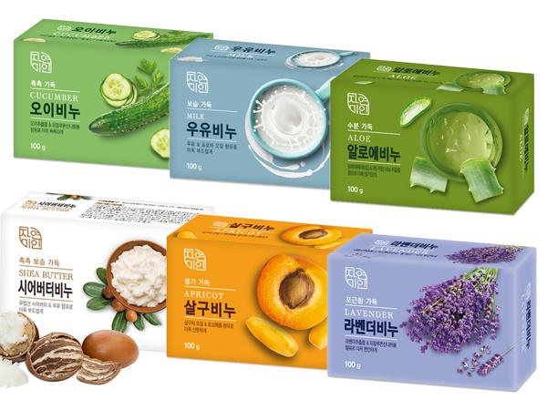 韓國 MKH 無瓊花~保濕美肌皂/SPA放鬆泥皂(100g) 多款可選【D380000】身體皂