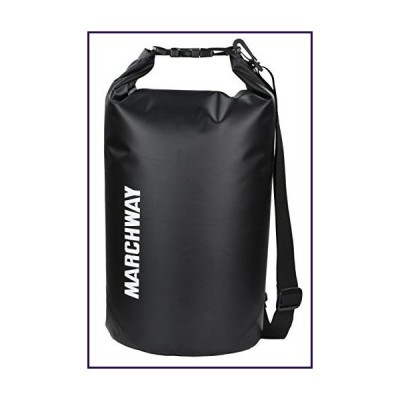 Floating Waterproof Dry Bag Backpack 5L/10L/20L/30L/40L, Roll Top Dry Sack for Kayaking Rafting Boating Swimming Camping Hiking Beach Fishin