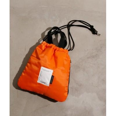 ability / JANESMITH ジェーンスミス / MILITARY KINCHAKU BAG ミリタリー巾着バッグ / 21SBG-#632L WOMEN バッグ > ショルダーバッグ