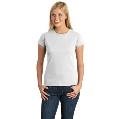 レディース 衣類 トップス Softstyle(R) Women's T-Shirt Gildan Tシャツ