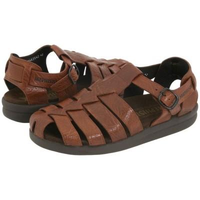 メフィスト Mephisto メンズ サンダル シューズ・靴 Sam Tan Full Grain Leather