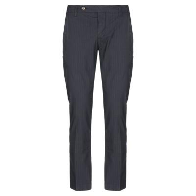アントレ アミ ENTRE AMIS パンツ ブラック 30 コットン 65% / ポリエステル 33% / ポリウレタン 2% パンツ
