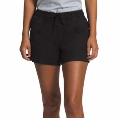 ザ ノースフェイス The North Face レディース ショートパンツ ボトムス・パンツ Motion Pull-On Shorts TNF Black