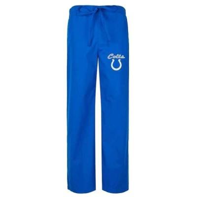コンセプツ スポーツ レディース カジュアルパンツ ボトムス Indianapolis Colts Concepts Sport Women's Scrub Pants