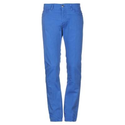 アントレ アミ ENTRE AMIS パンツ ブルー 29 コットン 96% / ポリウレタン 4% パンツ