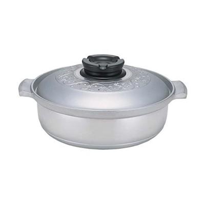 北陸アルミニウム-マイスターちり鍋-IH対応-アルミニウム合金-QTL4902