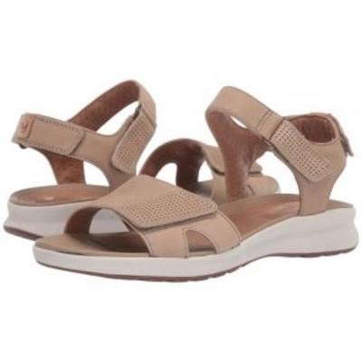 Clarks クラークス レディース 女性用 シューズ 靴 サンダル Un Adorn Calm Sand Nubuck【送料無料】