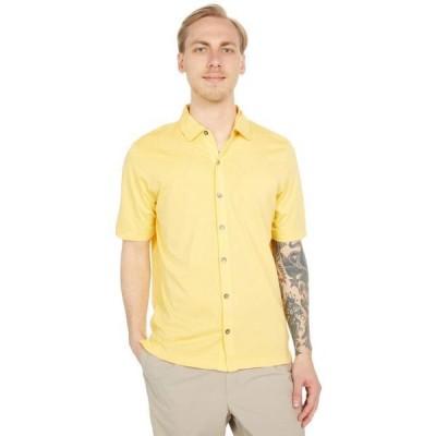 メンズ シャツ トップス Dana Point Short Sleeve Button Front Shirt
