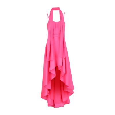 ALLURE ミニワンピース&ドレス フューシャ 10 ポリエステル 100% ミニワンピース&ドレス