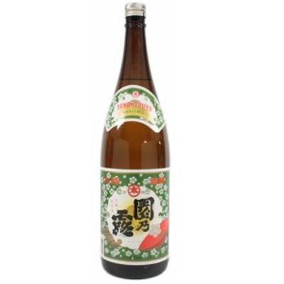芋焼酎 焼酎 芋 園乃露 そののつゆ 25度 1800ml 植園酒造 いも焼酎 鹿児島 酒 お酒 ギフト 一升瓶 お祝い