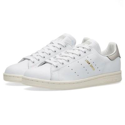 adidas Originals アディダス オリジナルス STAN SMITH S75075 スタンスミス クリアグラナイト グレー ホワイト スニーカー シューズ 靴