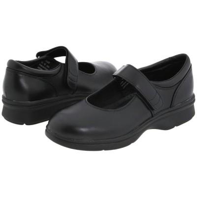 プロペット Propet レディース スリッポン・フラット シューズ・靴 Mary Jane Walker Medicare/HCPCS Code = A5500 Diabetic Shoe Black Leather