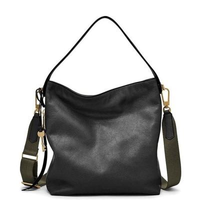 フォッシル レディース ショルダーバッグ バッグ Maya Small Hobo Bag