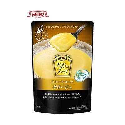 ハインツ (Heinz) 大人むけのスープ 冷たいスイートコーンポタージュ 冷やしスープ 160g×5袋
