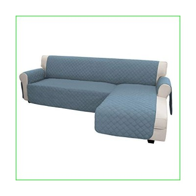 Easy-Going Sofa Slipcover L Shape Sofa Cover Sectional Couch Cover Chaise Lounge Cover Reversible Sofa Cover Furniture Protector Cover for P