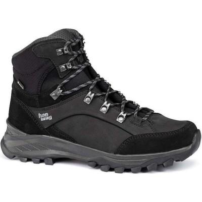 ハンワグ Hanwag メンズ ハイキング・登山 ブーツ シューズ・靴 Banks GTX Boot Black/Asphalt