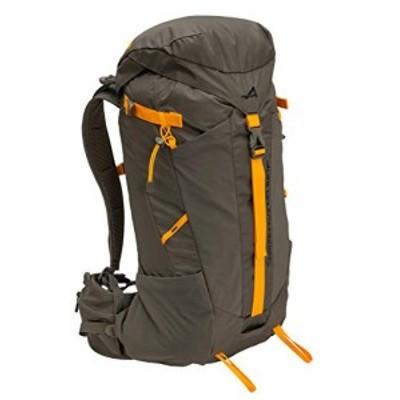 ALPS Mountaineering トップ ロード式バックパック 45リットル ブラウン/ア(未使用品)